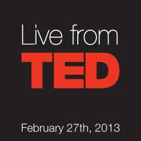 "TED2013Live ""The Young, The Wise, The Undiscovered"""