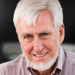 Image of John O'Keefe