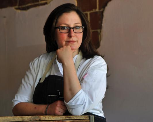Kristin Beringson Silo Chef