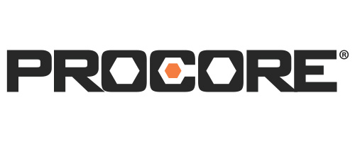 Procore logo for web