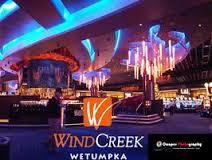 Wind creek casino wetumpka buffet hours