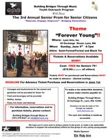 3rd  Annual Senior Citizen Prom