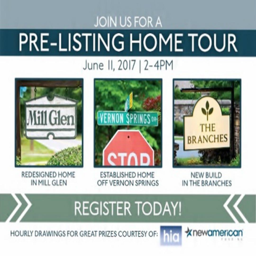 Dunwoody PreListing Tour