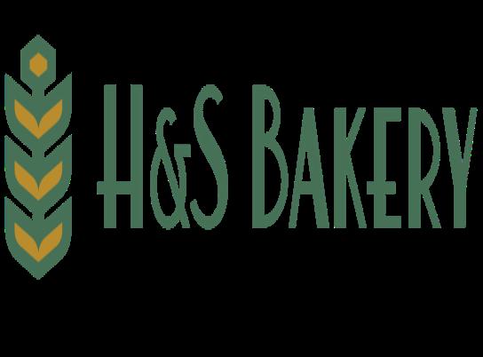 H&S Bakery logo