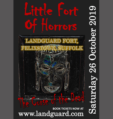 Little Fort of Horrors - The Curse of the Dead