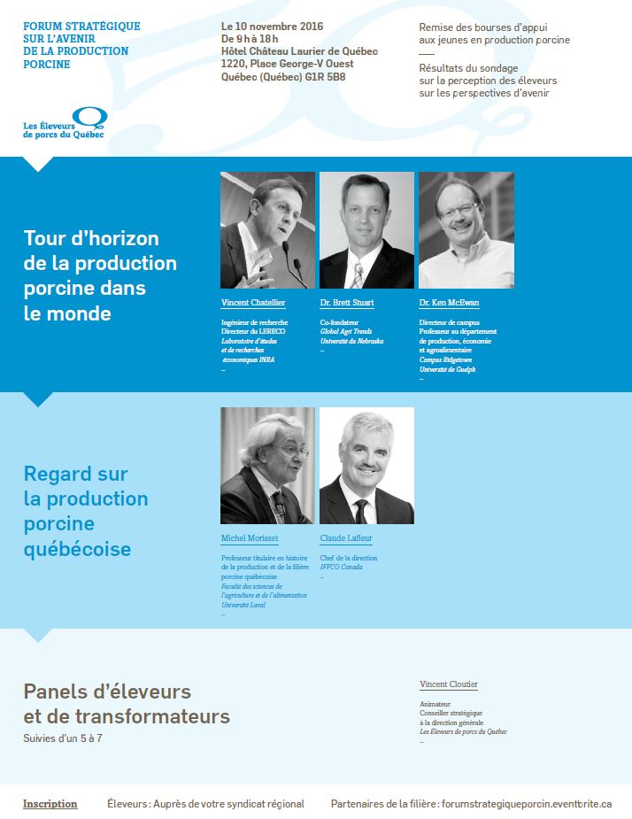 Programme du Forum