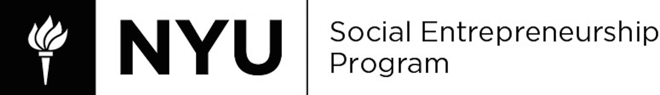 NYU Social Entrepreneurship Program logo