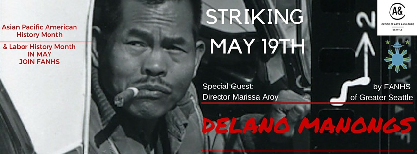 Delano Manongs Seattle Screening 05/19