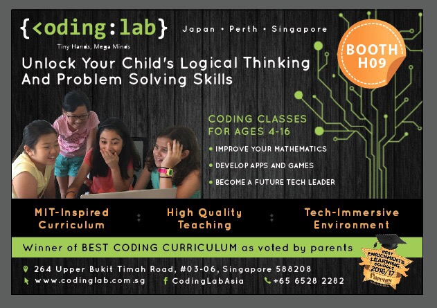 Coding Lab - Unlock Your Child's Logical Thinking and Problem-Solving Skills
