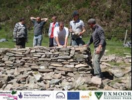 Dry Stone Walling Training (1st sunday of the month)