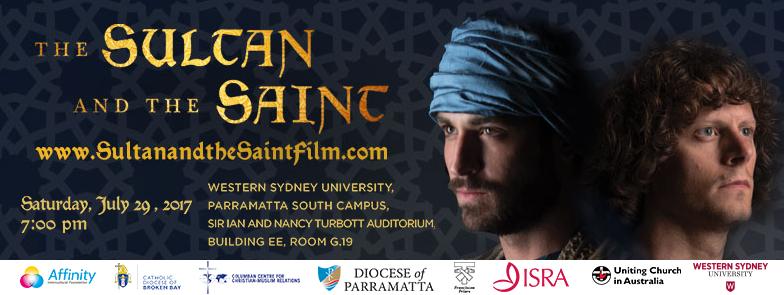 SultanSaintSydney Event Header