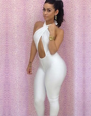 white package