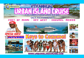 URBAN ISLAND CRUISE: Theme Cruise ft. JADAKISS