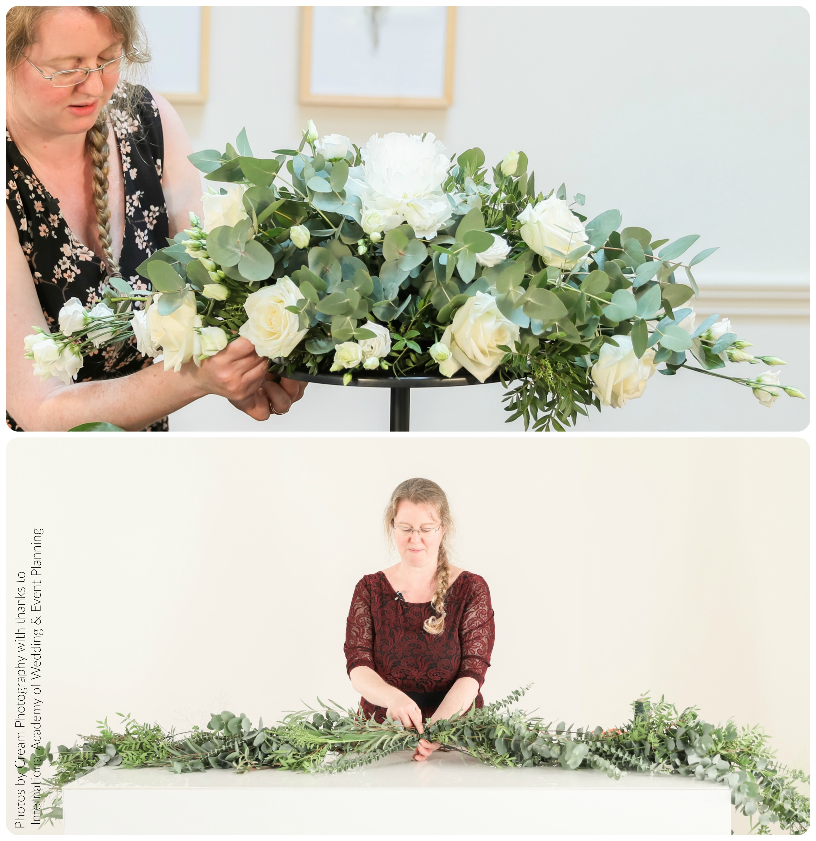 DIY Wedding Flower Workshop by Dee McMeeking