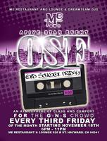 OSF (Old School Friday) at Club Me Lounge & Restaurant.  No...