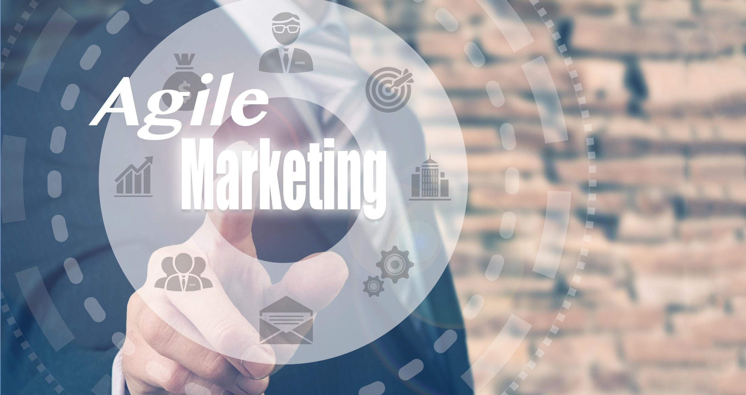 Agile Marketing Icons