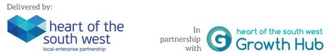 HotSW LEP and HotSW Growth Hub Logos