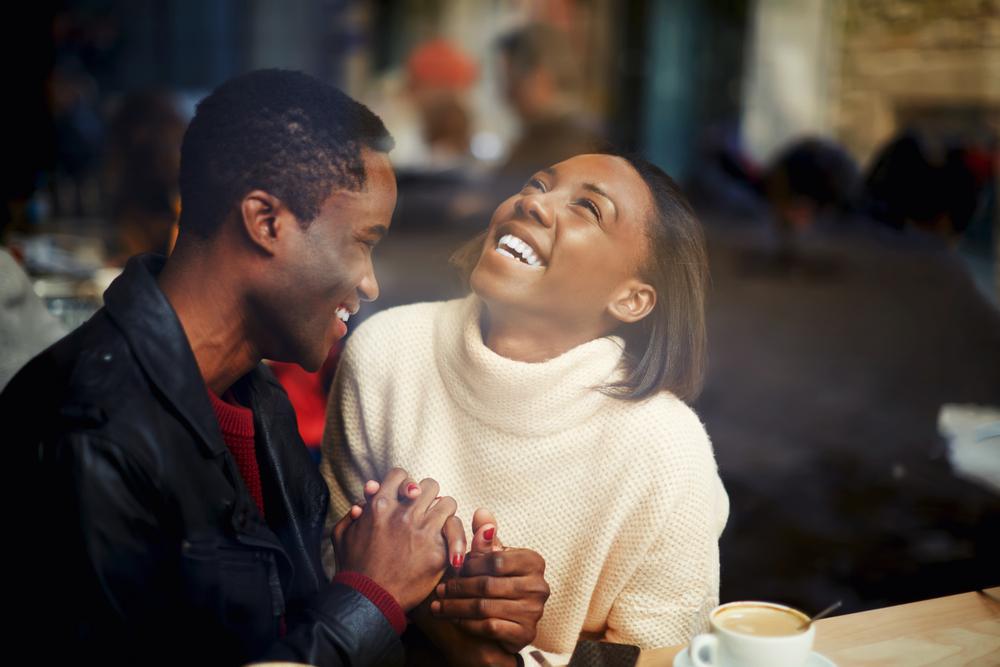 Happy Couple Date