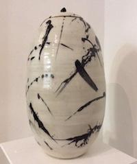 Tunde Akinniranye, Impulse, Ceramic, 60cm