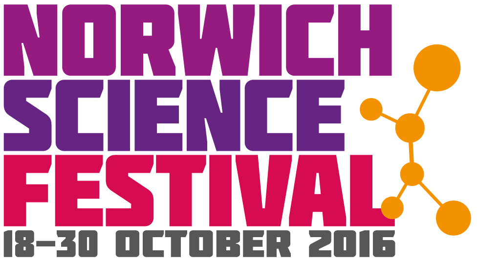Norwich Science Festival logo