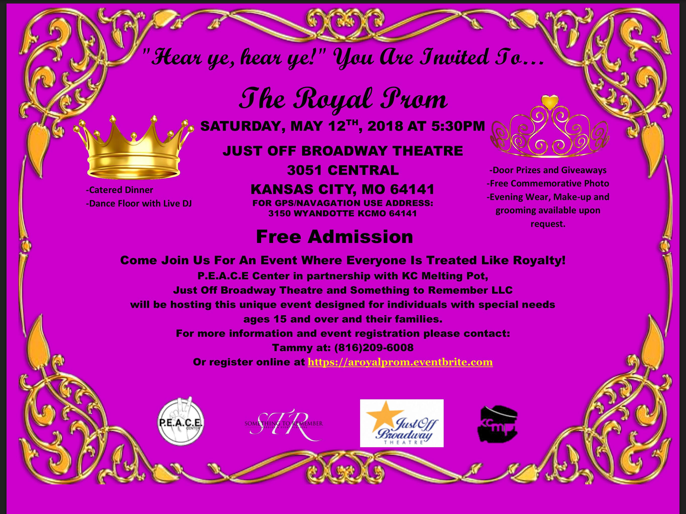 A Royal Prom