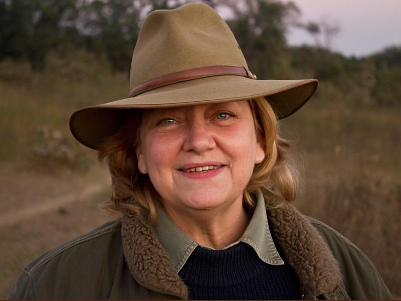 Belinda Wright OBE