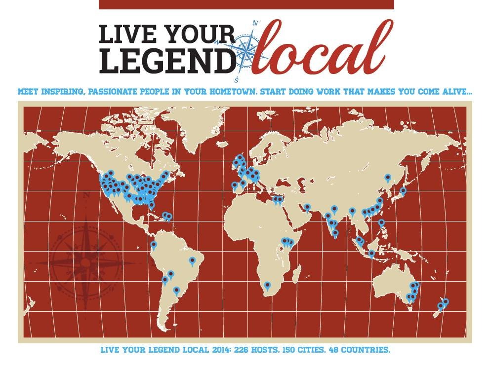 Image result for Images for Live Your Legend community Logo