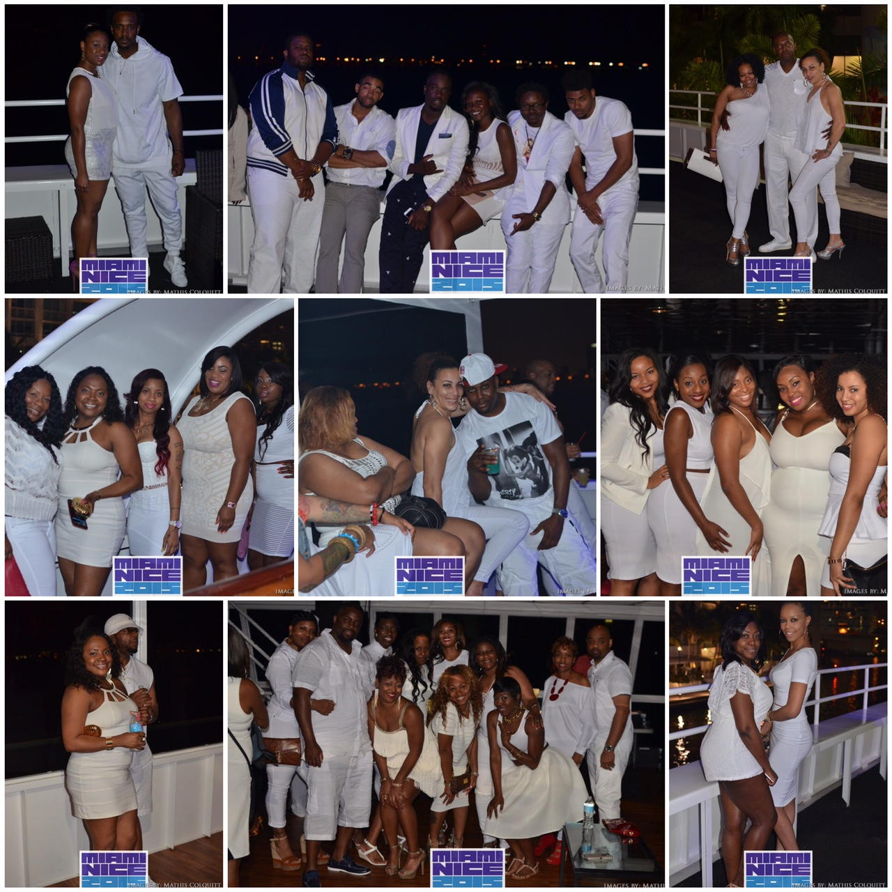 miami nice 2018 annual all white yacht party to start jazz in the gardens weekend. Black Bedroom Furniture Sets. Home Design Ideas