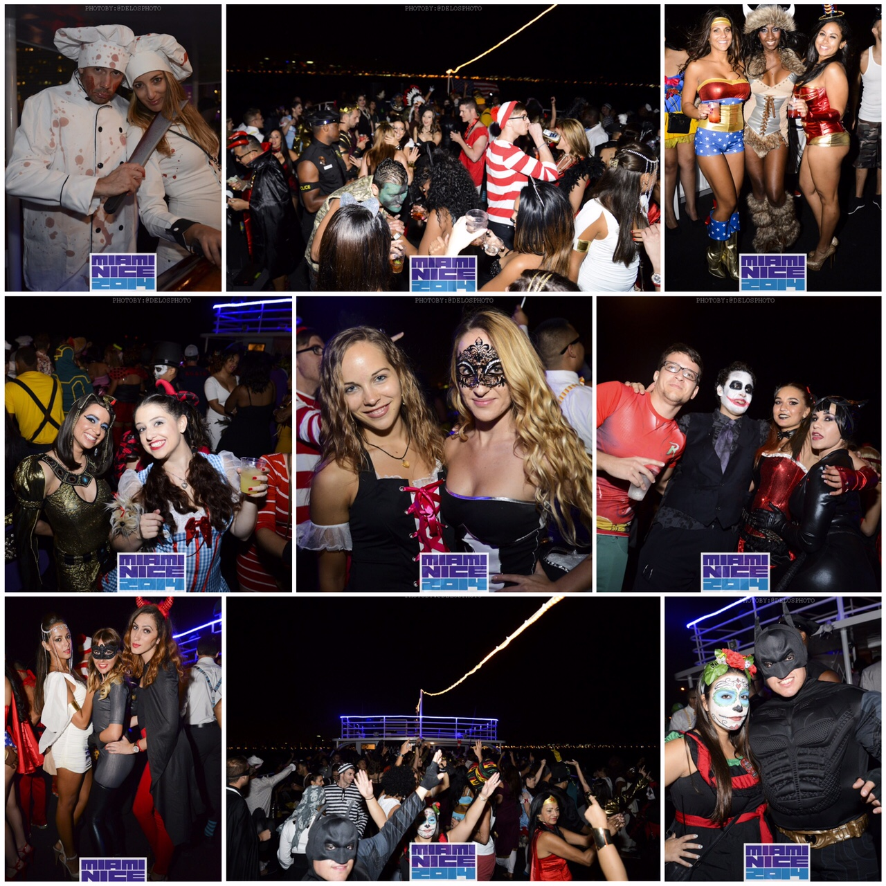 Miami Nice 2017 Annual Halloween Yacht Party Tickets | Wantickets
