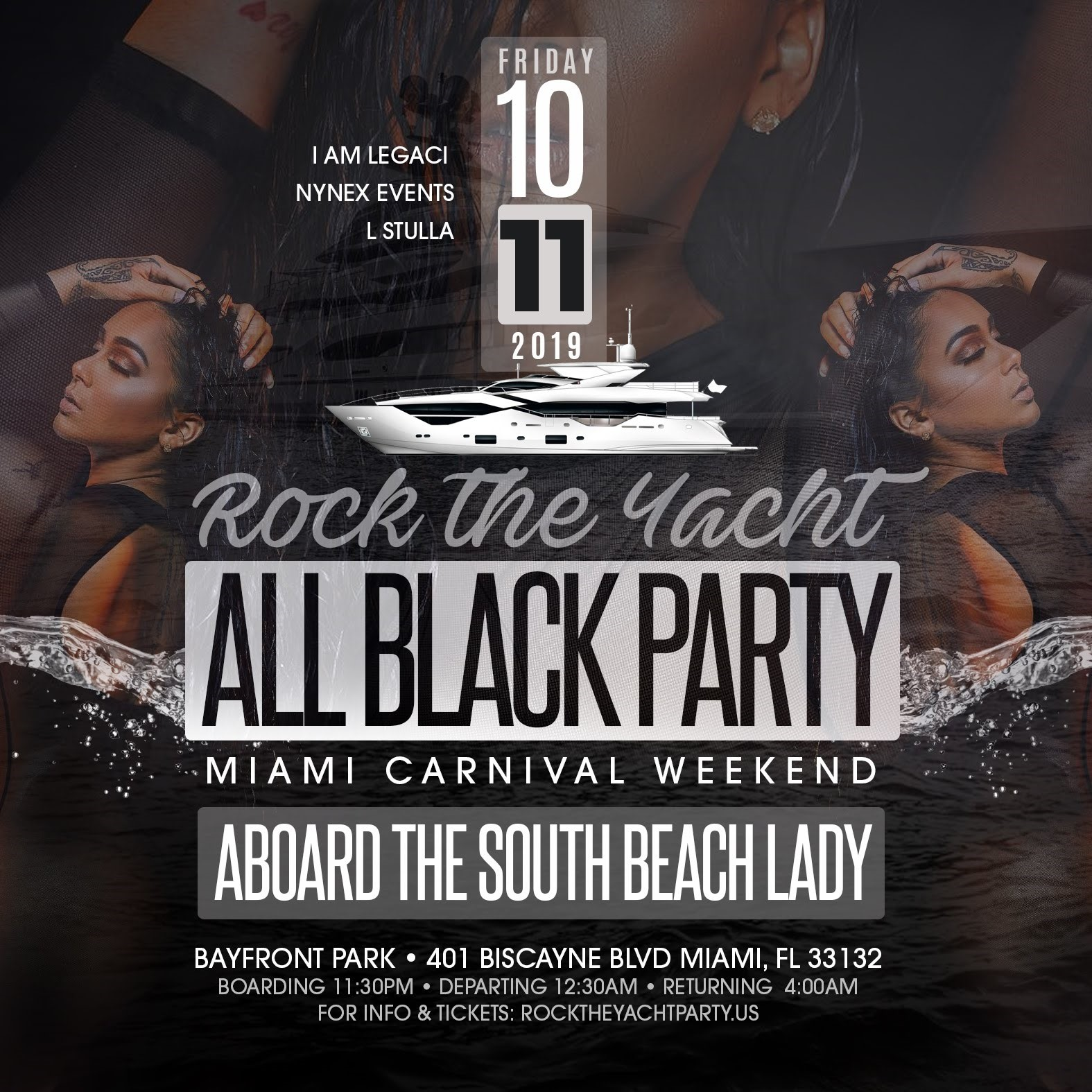 get tickets to rock the yacht 2019 miami carnival all black yacht