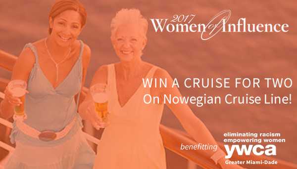 Win a cruise for 2!