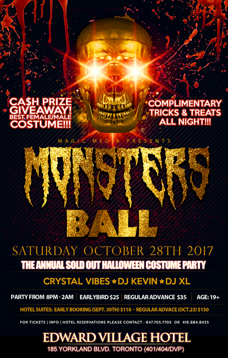 Monsters Ball 2017