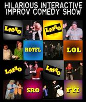 LMAO Improv at the Broadway Comedy Club