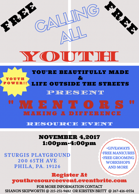youth resource event