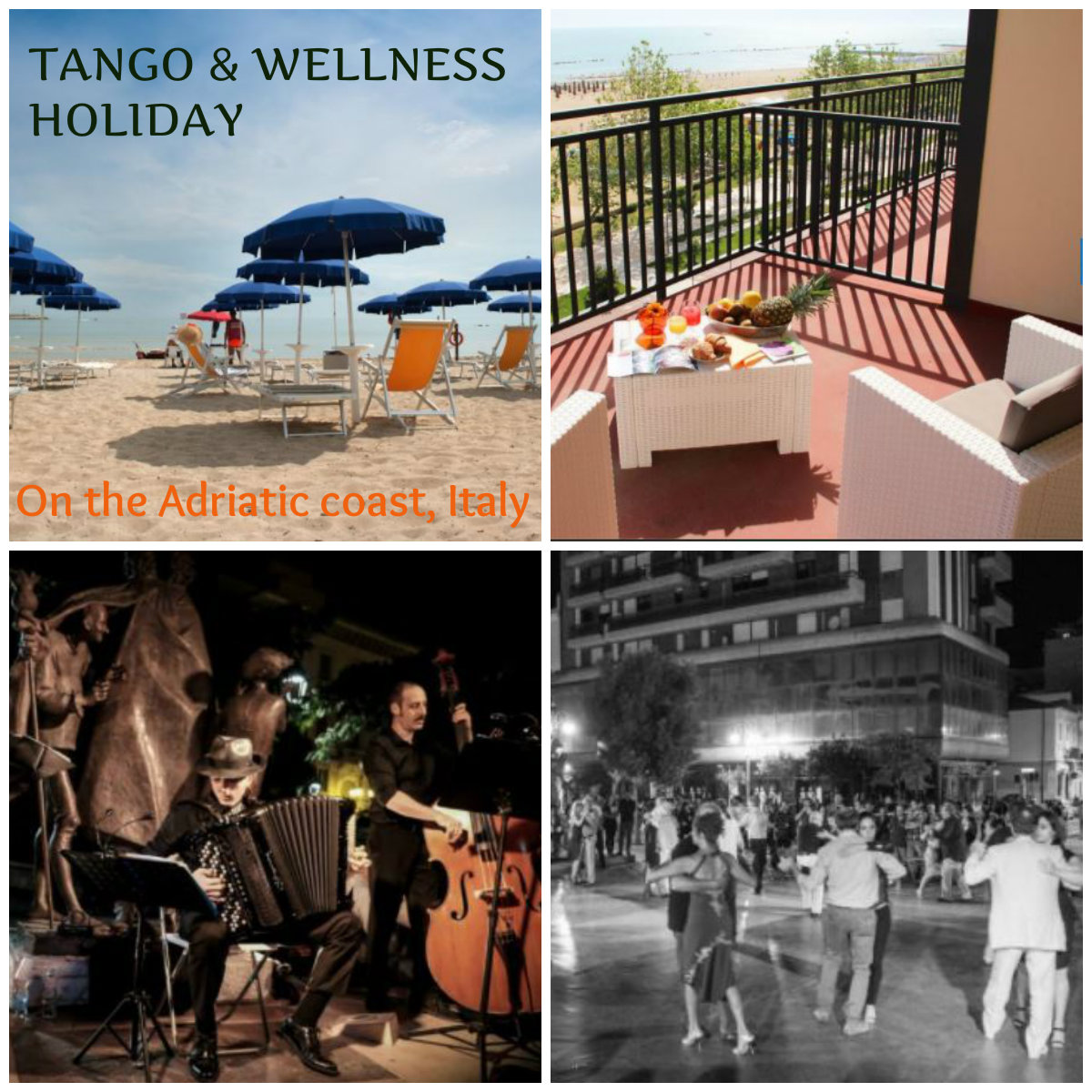 TANGO & WELLNESS HOLIDAY