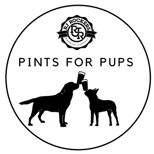 Pints for Pups 2017 logo