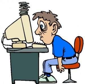 Fatigue ordinateur