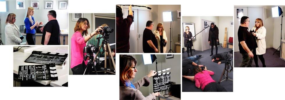 Tournage Atelier Cinéma à Lyon