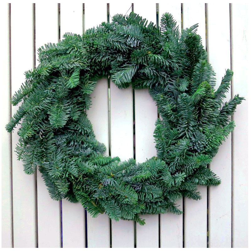Christmas Wreath Workshop Reading