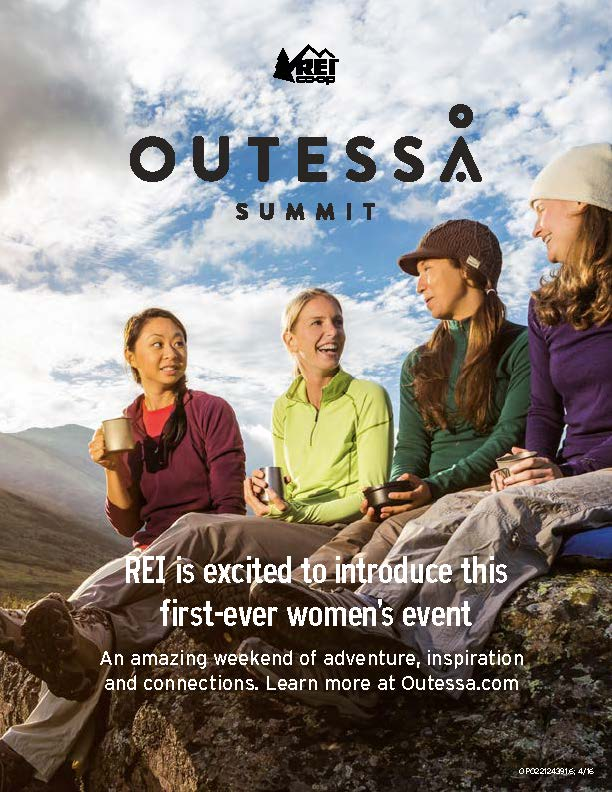 REI Outessa Summit