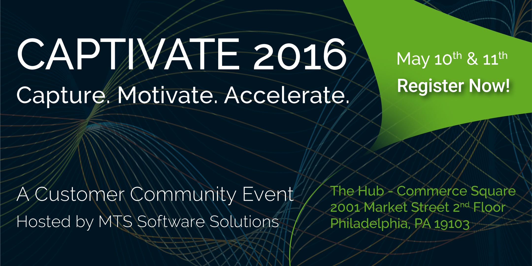 MTS Captivate 2016