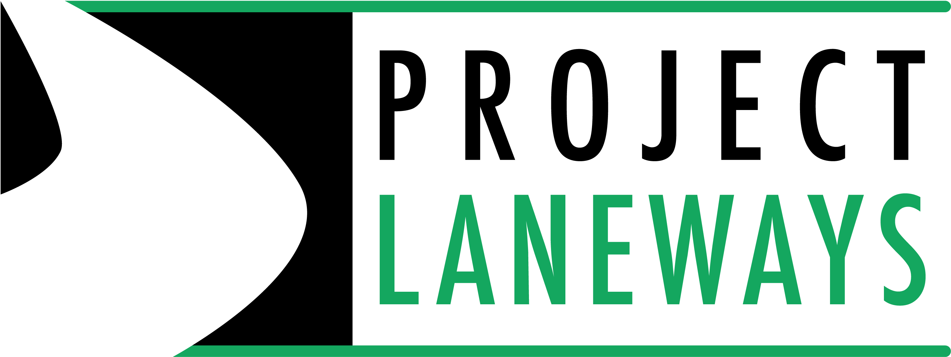 Project Laneways Logo