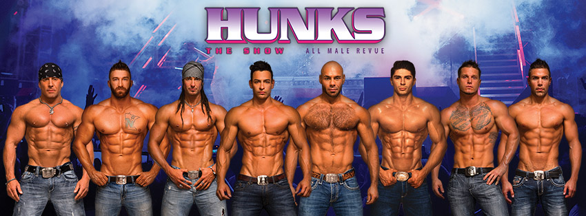 HUNKS The Show Male Revue | Erlanger, KY