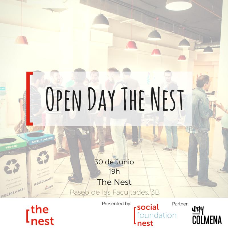 Open Day The Nest 30 de Junio