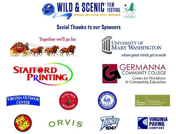 WSFF 2017 Sponsors