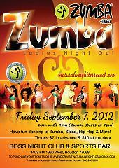 Zumba Ladies Night Out