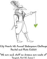 "City Hearts: Kids Say Yes to The Arts presents ""A DAY OF..."