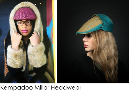 Kempadoo Millar Headwear