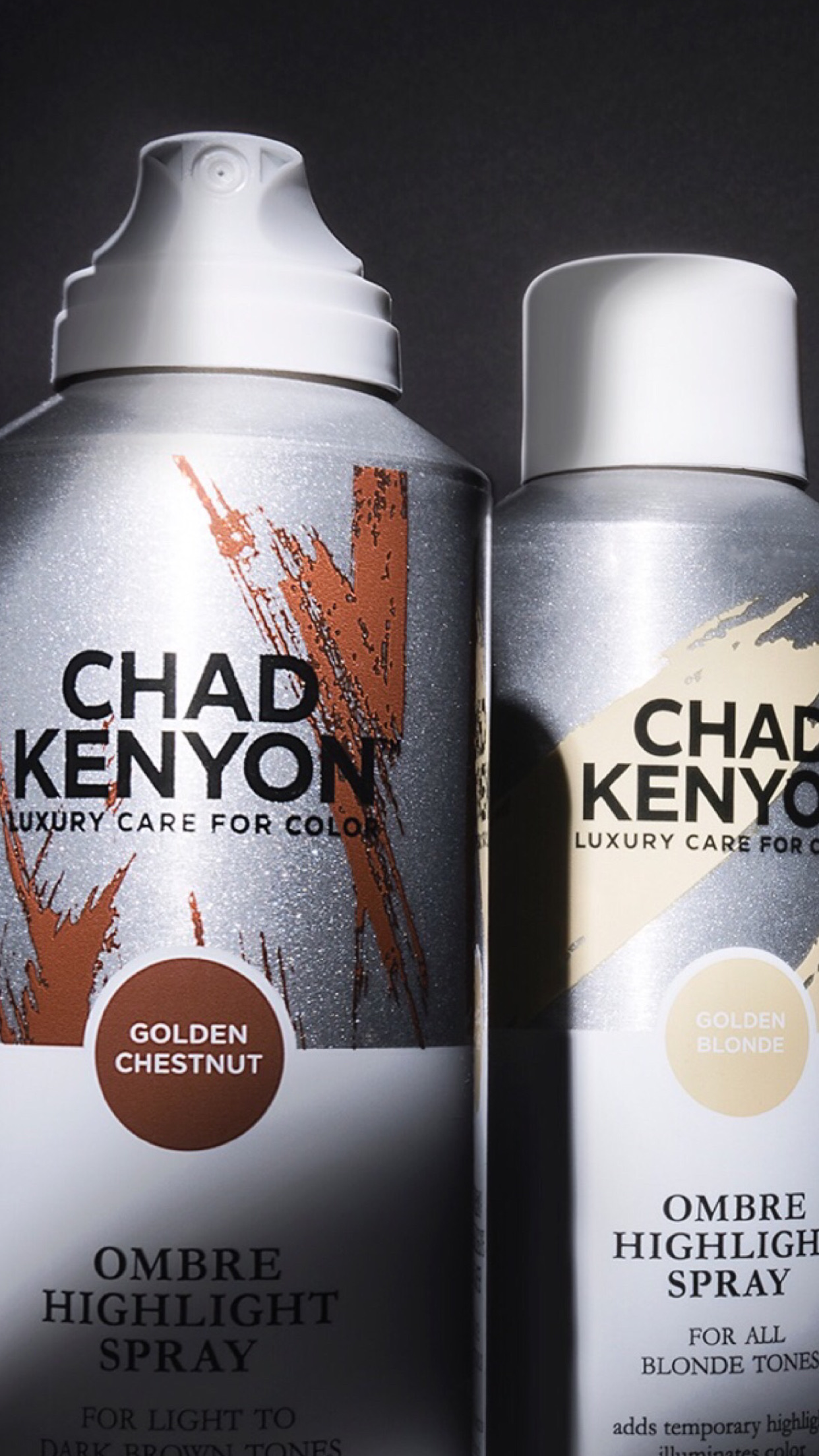 at NORDSTROM CHAD KENYON Luxury Care for Color