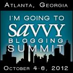 Savvy Blogging Summit 2012